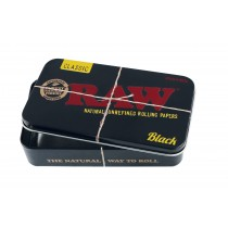 Raw Caja Metal Black XL