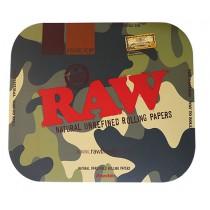 Raw Tapa MagnÉtica Camuflaje