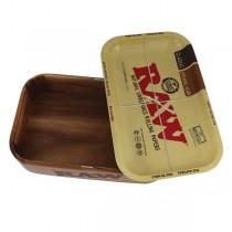 caja bandeja raw