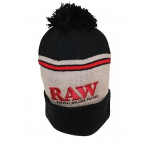 Raw Gorro Negro/ Marrón