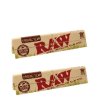 2 Librillo Raw King Size Organico