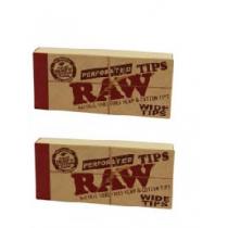2 Raw Filters Organic