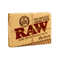 boquillas pre rolled raw