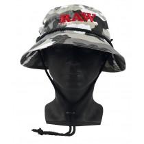 Raw Bucket Hat Camuflaje