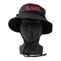 Raw Bucket Hat Negro
