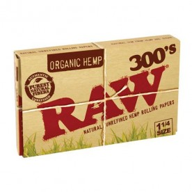 Raw 1 ¼ 300´s Organic