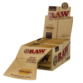Caja Raw Artesano 1 ¼ Classic