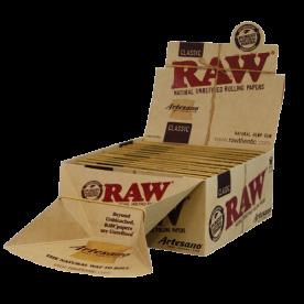 Caja Raw Artesano King Size Classic