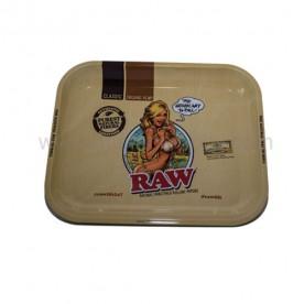 Bandeja Raw Girl Pequeña