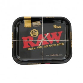 Bandeja Raw Black Mediana