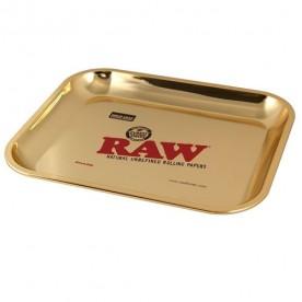 Bandeja Oro 18 k Raw Edición limitada