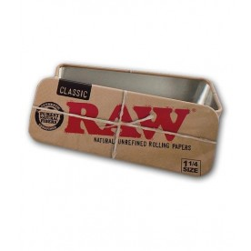 Raw Caja Metal Roll Caddy 1 ¼