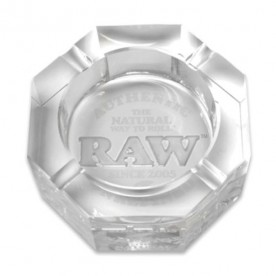 Raw Cenicero cristal