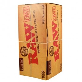 Caja Conos Raw 98 special Classic (1000 uds)