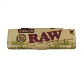 RAW FUNDA METÁLICA KING SIZE ORGANIC