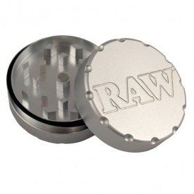 Raw Grinder Aluminio Super Shreeder