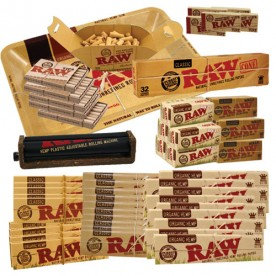 Pack papel RAW pro