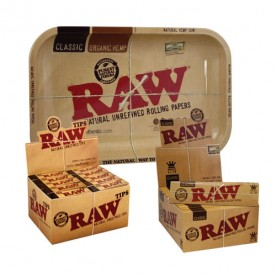 Pack papel RAW Top Ventas