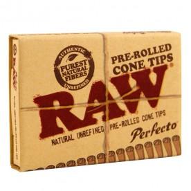 RAW FILTROS PRE-ROLLED CONE PERFECTO Classic