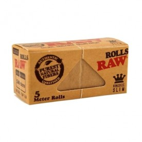 Raw King Size Slim Classic Roll (5 meters)