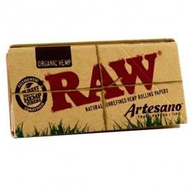 Raw Artesano Organic King Size