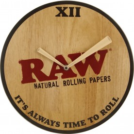 Raw Reloj Pared