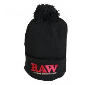 Raw Gorro Negro