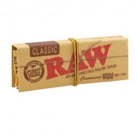 Raw Single Wide Connoisseur Classic