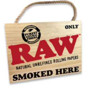 Raw Wood Poster