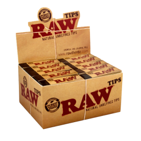 Raw Classic Tips Caja
