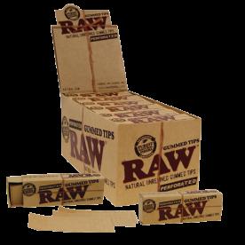 Caja Filtros Raw Gummed