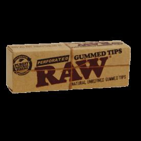 Raw Gummed Filter
