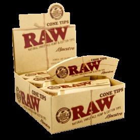 Caja Raw Filtros Maestro