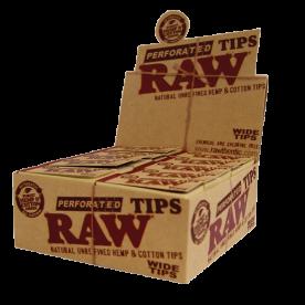 Caja Raw Filtros Orgánico