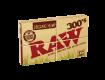 papel de fumar raw 300 librillo
