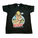 camiseta papel raw