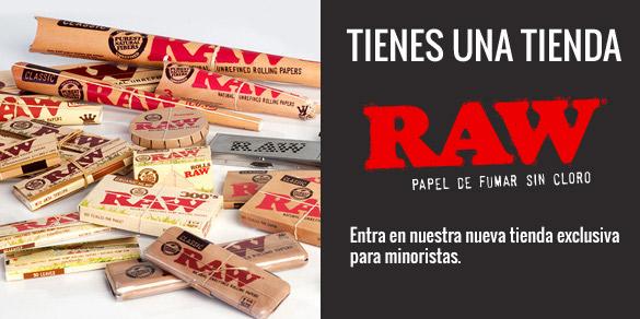 Distribuidores Raw