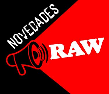 Novedades papel Raw