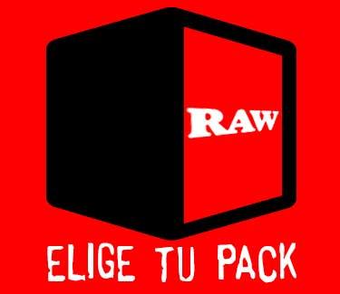 Elige tu pack Raw