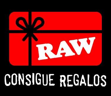 Consigue regalos Papel Raw