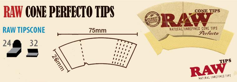 tips raw perfecto